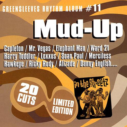 Greensleeves Rhythm Album #11 - Mud Up - Jamworld876
