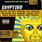 Greensleeves Rhythm Album #40 - Egyptian