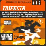 Greensleeves Rhythm Album #47 – Trifecta
