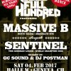 Dubs Full Hundred ft. Massive B & Sentinel