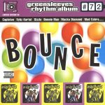 Greensleeves Rhythm Album #72 – Bounce