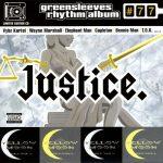 Volume 77/88: Greensleeves Rhythm Album #77 –Justice