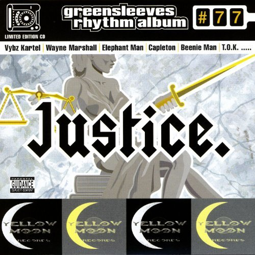 Greensleeves Rhythm Album #77 – Justice - Jamworld876