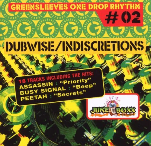 Greensleeves One Drop Rhythm 2 Dubwise And