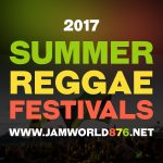 2017 Summer Reggae Festivals Program
