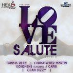 2011 - Love Salute Riddim (Head Concussion Records)
