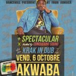 Oct. 6th 2017 - Skarra Mucci and Spectacular Live in France