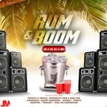 2017 - Rum and Boom Riddim (Journey Music Production)