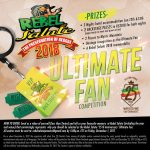 WIN FREE TICKETS TO #REBELSALUTE 2018 ENTER ULTIMATE FAN CONTEST NOW!!!