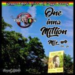 Selecta Leevup - One Inna Million Reggae Mix Vol 6