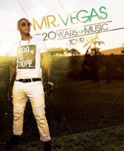 Mr. Vegas @ Cabaret Sauvage, France [11.16.2018]