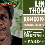 Linval Thompson @ New Morning, France [01.10.2019]