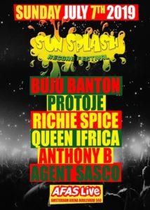 sun splash reggae